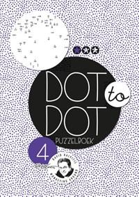 Dot to dot puzzelboek 4 | David Kalvitis |
