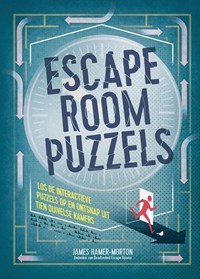 Escape room puzzels   James Hamer-Morton  