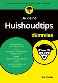 De kleine huishoudtips voor Dummies | Pam Smits |