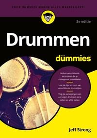 Drummen voor Dummies | Jeff Strong |