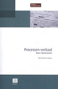 Processen-verbaal | Marc Bockstaele |
