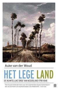 Het lege land | Auke van der Woud |