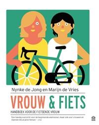 Vrouw en fiets | Nynke de Jong ; Marijn de Vries |