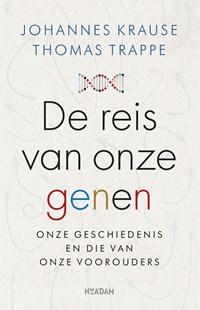 De reis van onze genen | Johannes Krause |