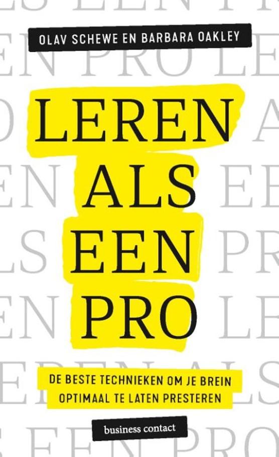 Leren als een pro