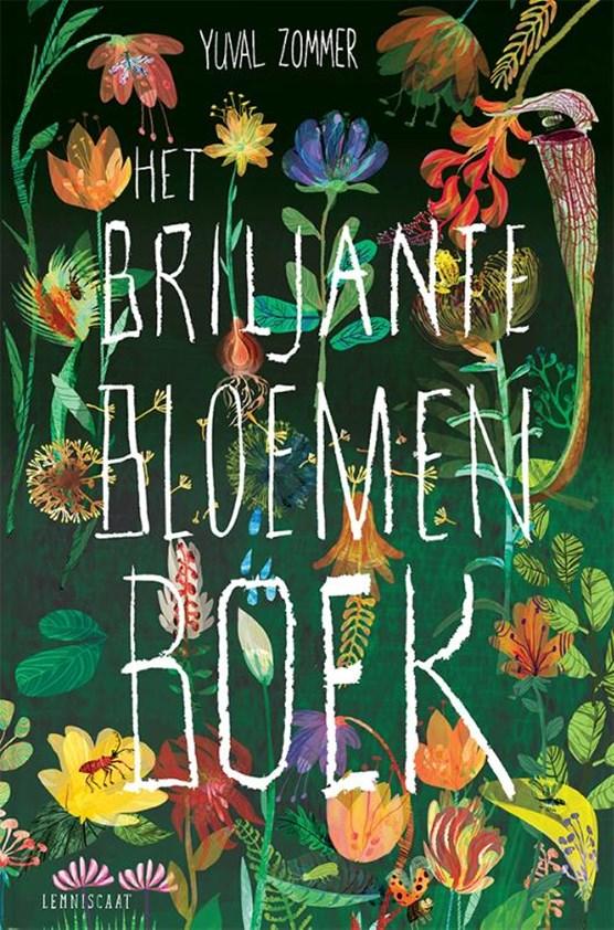 Het Briljante Bloemen Boek