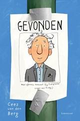 Gevonden   Cees van den Berg   9789047712831