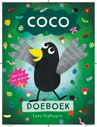 Coco doeboek   Loes Riphagen  