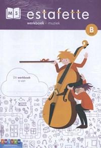 Estafette M5-B plus werkboek | Marion van der Meulen |