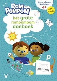 Het grote Rompompom doeboek 4-6 jaar lezen rekenen schrijven | auteur onbekend |