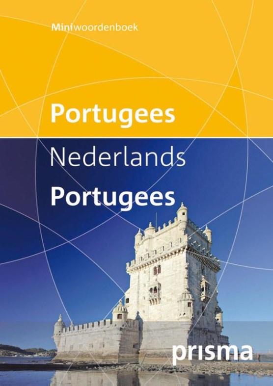Prisma miniwoordenboek Portugees-Nederlands Nederlands-Portugees