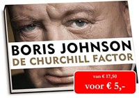 De Churchill factor | Boris Johnson |