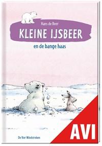 Kleine IJsbeer en de bange haas | Hans de Beer |
