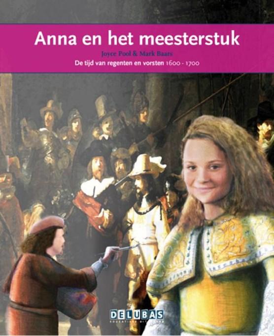 Anna en het meesterstuk Rembrandt