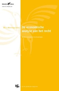 De economische analyse van het recht   W.C.T. Weterings  