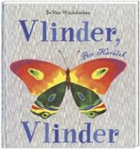 Vlinder, vlinder   Petr Horacek  