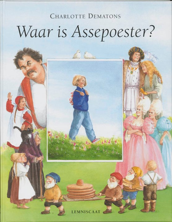 Waar is Assepoester?