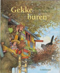 Gekke buren | Ingrid Schubert |