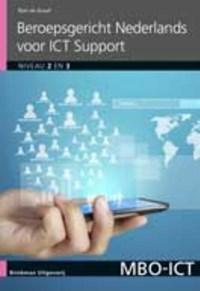 Beroepsgericht Nederlands voor ICT support Niveau 2 en 3 | Ron de Graaf |