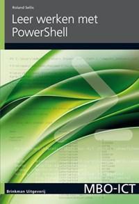 Leer werken met PowerShell | Roland Sellis |