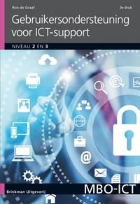 Gebruikersondersteuning voor ICT support | Ron de Graaf |