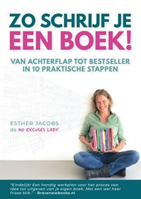 Zo schrijf je een boek!   Esther Jacobs  