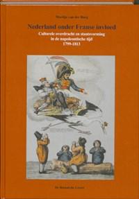 Nederland onder Franse invloed | M. van der Burg |