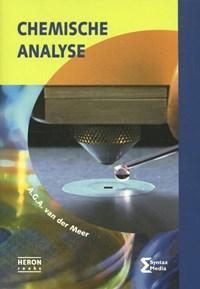 Chemische analyse | A.G.A. van der Meer |