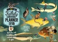 De enige echte family survival planner 2019 | Rinskje Koelewijn ; Toni Westenberg |