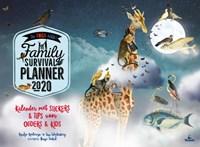 De family survival planner 2020 | Rinskje Koelewijn ; Toni Westenberg |