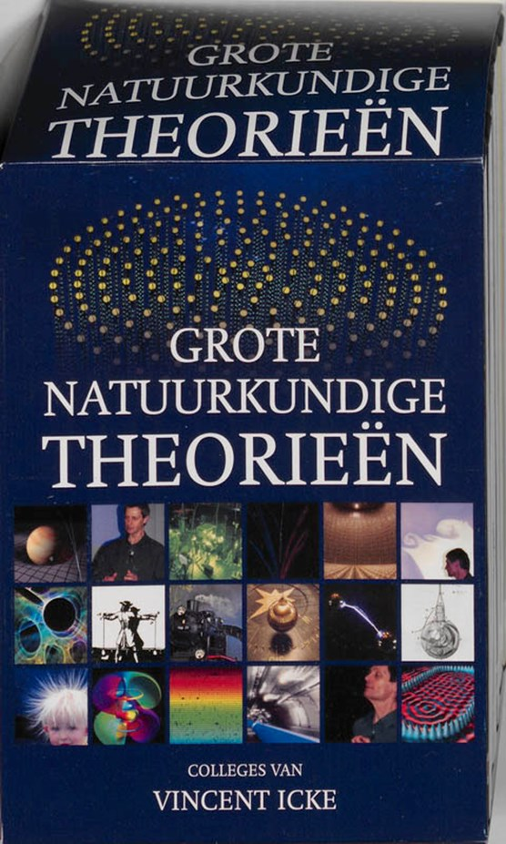 Grote natuurkundige theorieën