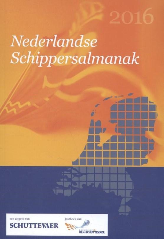 Nederlandse Schippersalmanak 2016