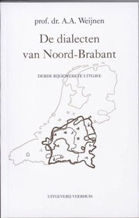 De dialecten van Noord-Brabant | A.A. Weijnen |