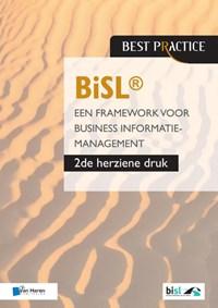 BiSL - Een framework voor business informatiemanagement. | Remko van der Pols; Ralph Donatz; Frank van Outvorst |