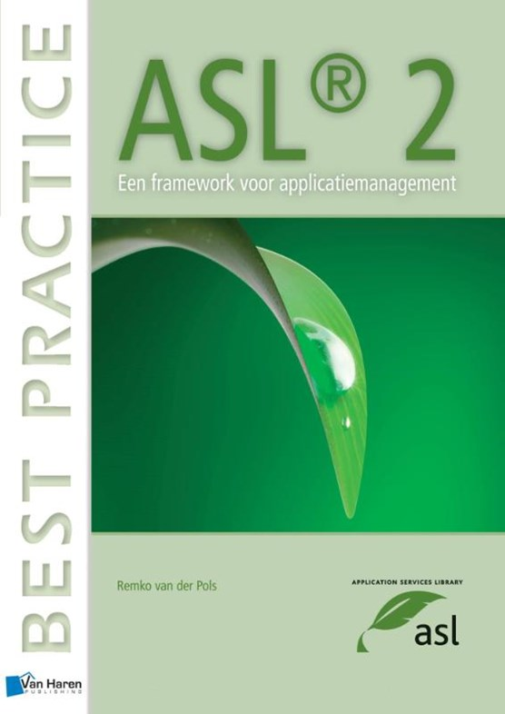 ASL 2- Een framework voor applicatiemanagement
