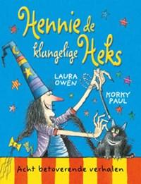 Hennie de klungelige heks | Valerie Thomas |