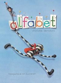 Alfabet - grote editie | Charlotte Dematons |