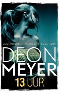 13 uur | Deon Meyer |