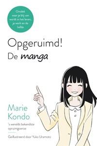 Opgeruimd! De manga | Marie Kondo |