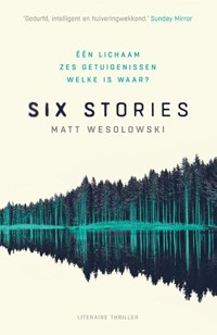 Six stories | Matt Wesolowski |