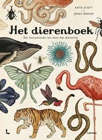 Het dierenboek   Jenny Broom; Katie Scott  