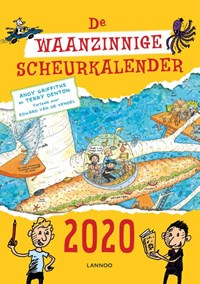 De waanzinnige scheurkalender 2020 | Andy Griffiths ; Terry Denton |