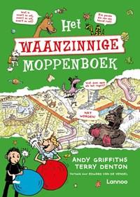 Het waanzinnige moppenboek   Andy Griffiths  