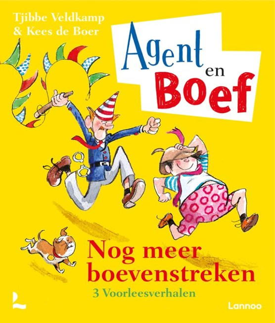 Agent en Boef - Nog meer boevenstreken
