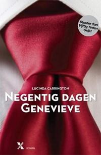Negentig dagen Genevieve | Lucinda Carrington |