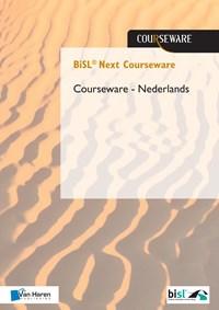 BiSL ® Next Courseware   Yvette Backer ; Lex Scholten  