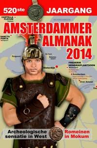 Amsterdammer almanak 2014   Mohamed El-Fers  