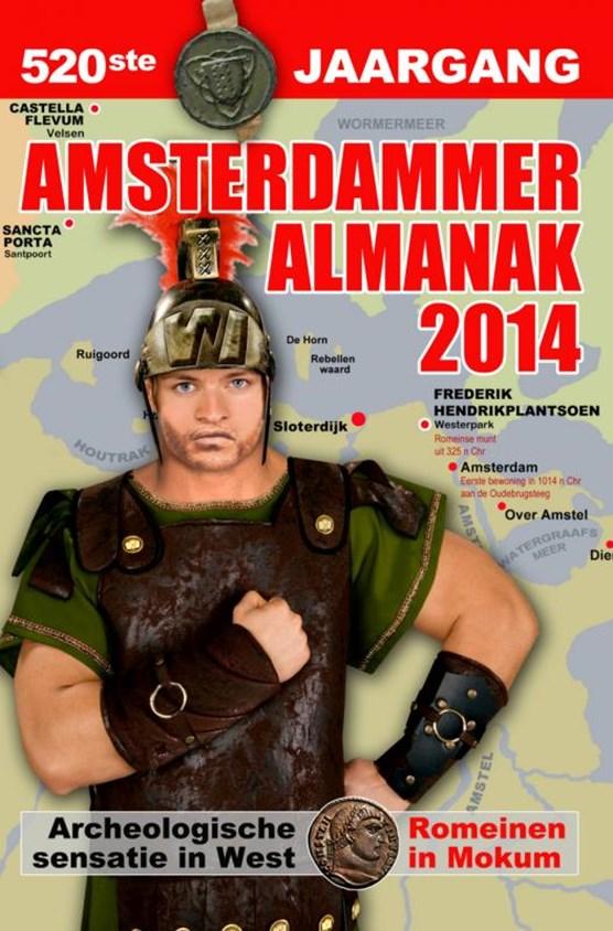 Amsterdammer almanak 2014
