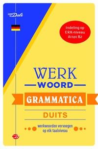 Van Dale werkwoordgrammatica Duits | Kasper Maes |