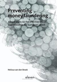 Preventing money laundering | Melissa van den Broek |